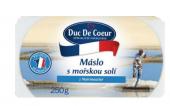 Máslo s mořskou solí Duc De Coeur