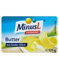 Máslo se sníženým obsahem laktózy MinusL