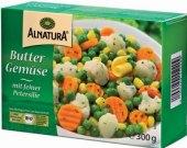 Směs máslová mražená bio Alnatura