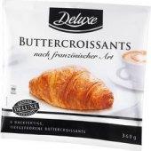 Croissanty máslové k dopečení mražené Deluxe