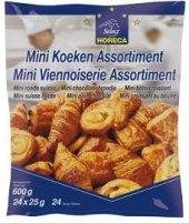 Máslové pečivo mini mražené Horeca Select