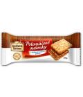 Sušenky polomáčené máslové Karlova Koruna