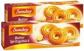 Věnečky máslové Sondey