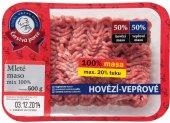 Mleté maso mix Čerstvá porce