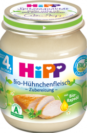 Příkrm maso Bio HiPP