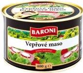 Maso vepřové Baroni