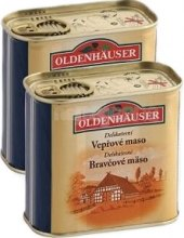 Maso vepřové Delikates Oldenhauser