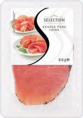 Maso vepřové marinované Selection