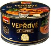 Vepřové maso na paprice Veseko