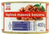 Konzerva masová Tesco Value