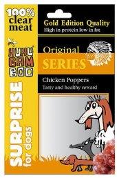 Masové kuličky pro psy Gold Edition Quality Huhubamboo