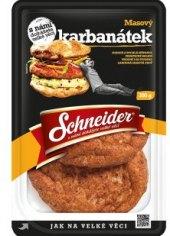 Masový karbanátek Schneider