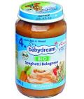 Příkrm masozeleninový bio Babydream