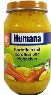 Masozeleninový příkrm Humana