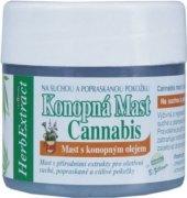 Mast konopná Cannabis Herb Extract