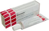 Mast na plísňové onemocnění kůže Mykoseptin