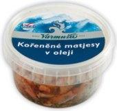 Matjesy kořeněné v oleji Varmuža