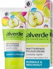 Krém pleťový matující Beauty&Fruity Alverde