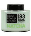 Matující pudr Loose Shaker Matcha 183 DAYS by trend IT UP