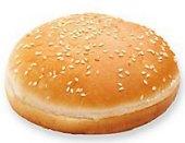 Maxibulka na hamburger