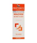 Mazání na žíly  a cévy Priessnitz