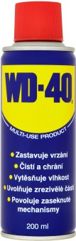Mazivo WD-40