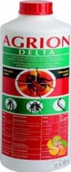 Mechanický sprej proti hmyzu Delta Agrion - náhradní náplň