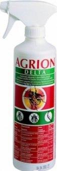 Mechanický sprej proti hmyzu Delta Agrion