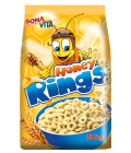 Cereálie Honey rings Bonavita