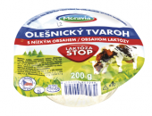 Měkký tvaroh bez laktózy Olešnický Moravia