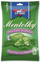 Bonbony Mentolky Sfinx
