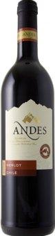 Víno Merlot Andes