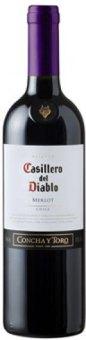 Víno Merlot Casillero del Diablo
