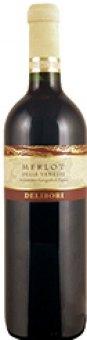 Víno Merlot Delibori