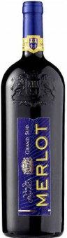 Víno Merlot Grand Sud