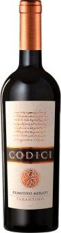 Víno Merlot Puglia Codici