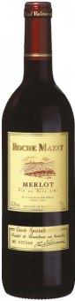 Víno Merlot Roche Mazet