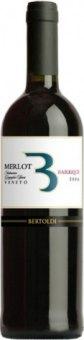 Víno Merlot Veneto Barrique Bertoldi
