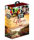 Víno Merlot Wine box - bag in box