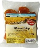 Meruňky sušené New Remys