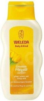 Tělové mléko Weleda