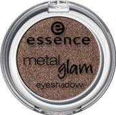 Oční stíny metalické Metal Glam Essence