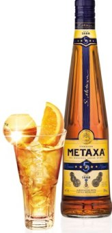 Brandy  5* Sunballs Metaxa
