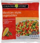 Směs mexická mražená Country Store