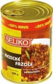 Fazole Mexické Seliko