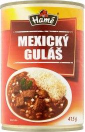 Mexický guláš Hamé - konzerva