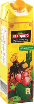 Nápoj mexický El Tequito