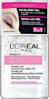Micelární gel odličovací na oční partie 5v1 L'Oréal