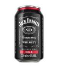 Míchaný nápoj Jack Daniel's & Cola