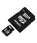 Micro SD karta Silicon Power 8 GB